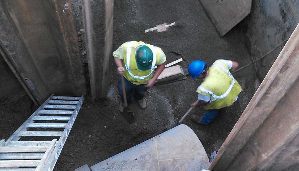 Complete Drainage Improvements Drainage Infrastructure
