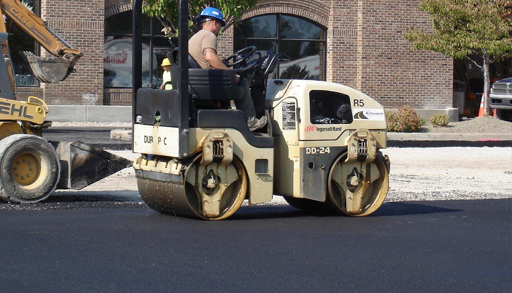 Parking Lot Repairs Joseph Mccormick Construction