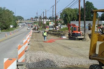 JMC Road Widening project