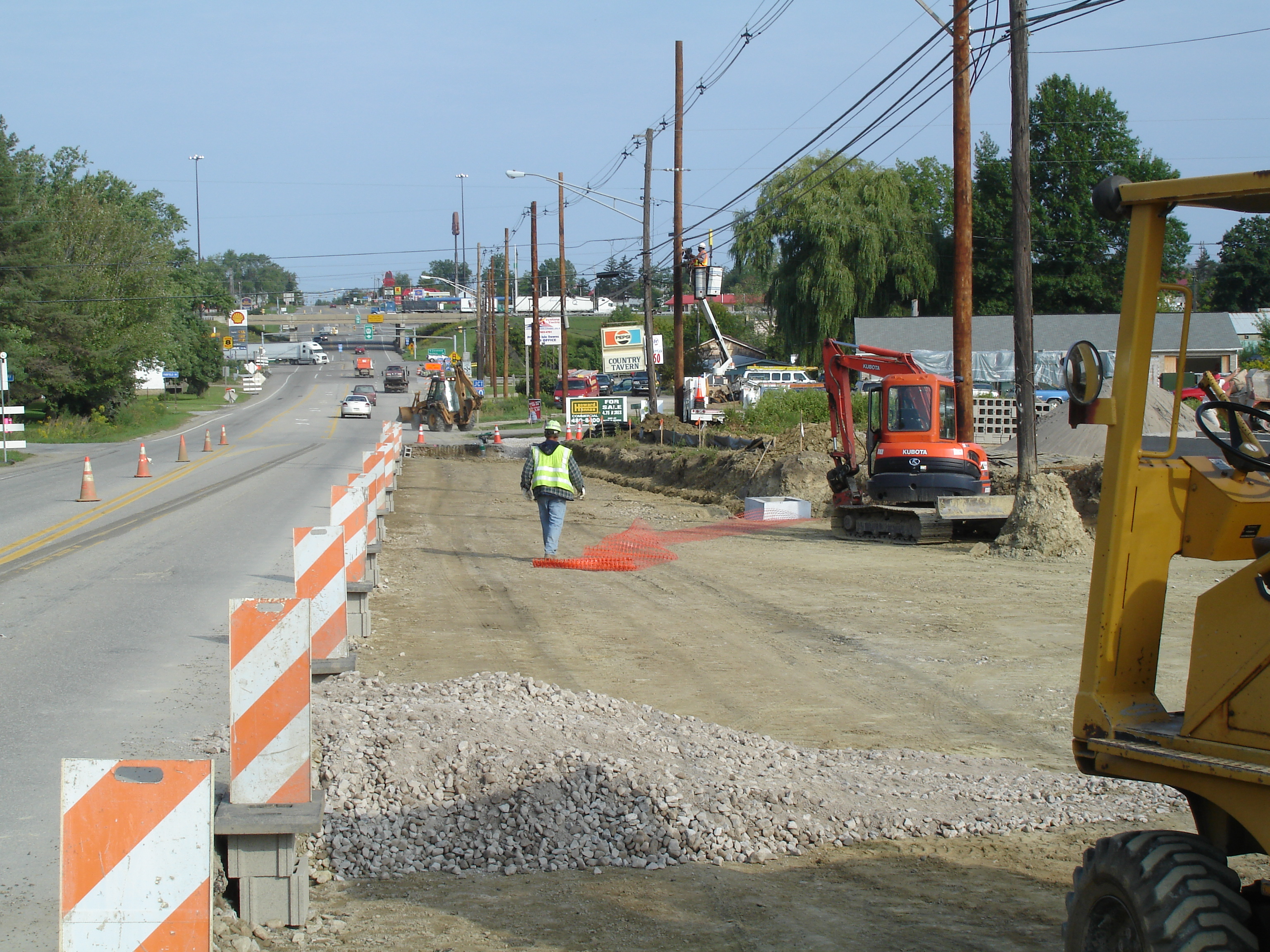 Road Widening Advantages Road Widening Repair